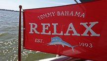 "A great feature on ""Tommy Bahama"" – a favorite Stonewood homeowner!"