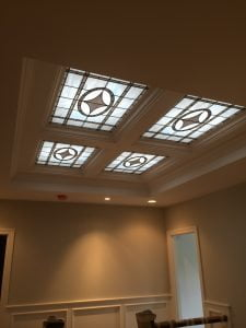 "Beautiful Custom Designed Skylights ""Light"" Up Edina Home"