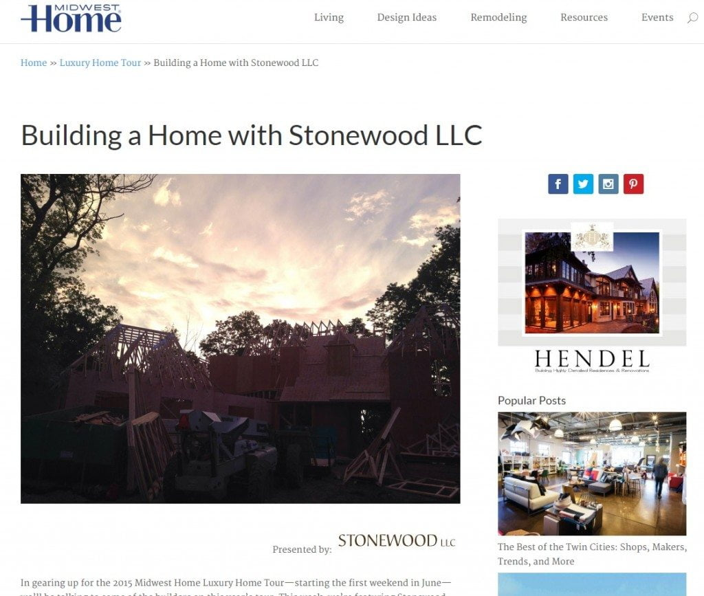 Midwest Home Feature- Part 3