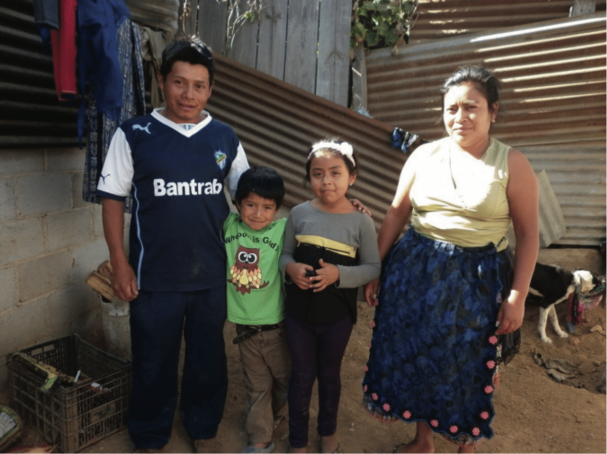 Stonewood's Newest Homeowner's (in Guatemala)!