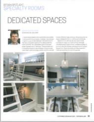 Custom Builder – Dedicated Spaces Feature