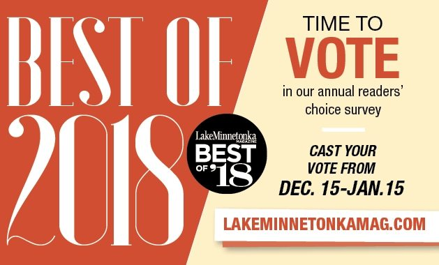 Vote for Stonewood – Best of Lake Minnetonka!