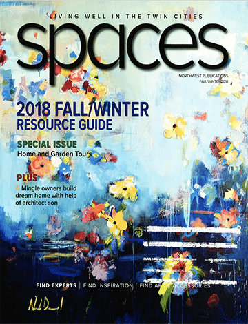 Spaces summer issue – featuring our Artisan home on Bohn's Point