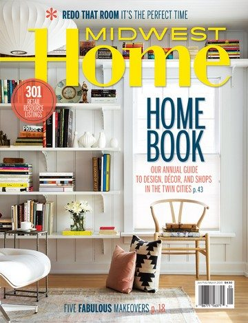 MIDWEST HOME: 2015 HomeBook