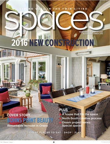 Spaces New Construction 2016