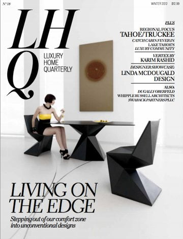 Luxury Home Quarterly – Fall 2012