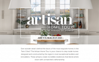 2021 Artisan Home Tour