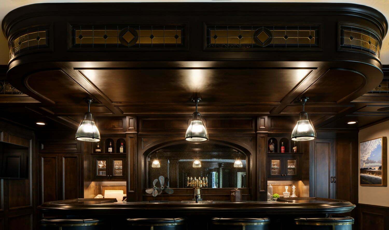 Custom-in-Home-Bar
