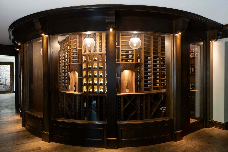 Custom Wine Rooms