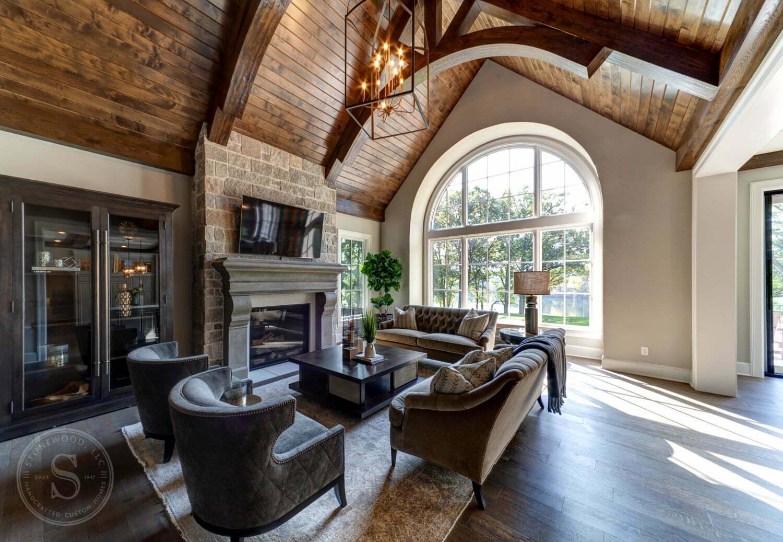 Custom Home Build by Stonewood, LLC