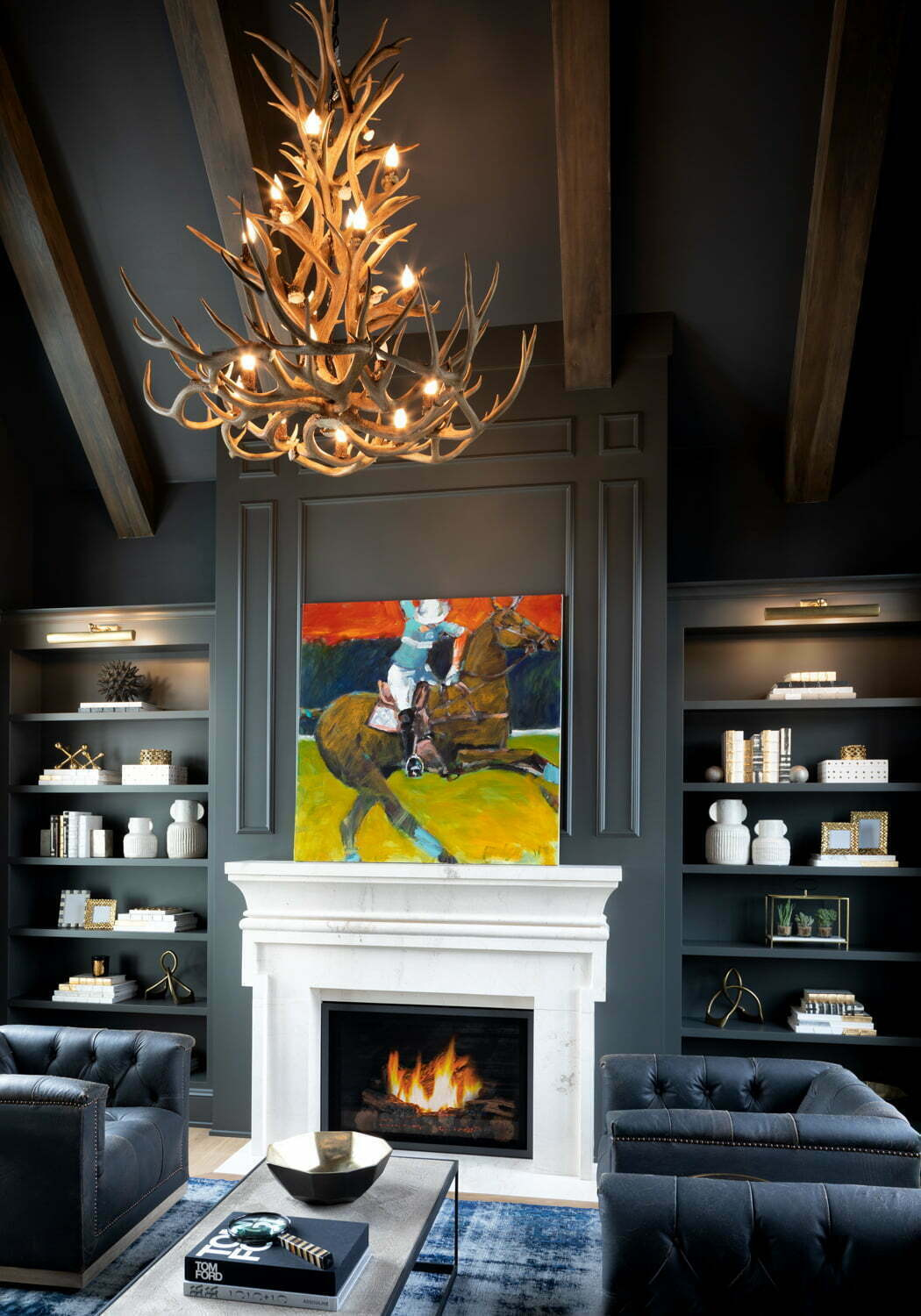 Fireplaces of Stonewood Handcrafted Custom Homes