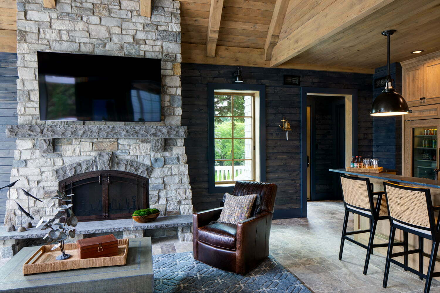 Fireplaces by Stonewood Handcrafted Custom Homes